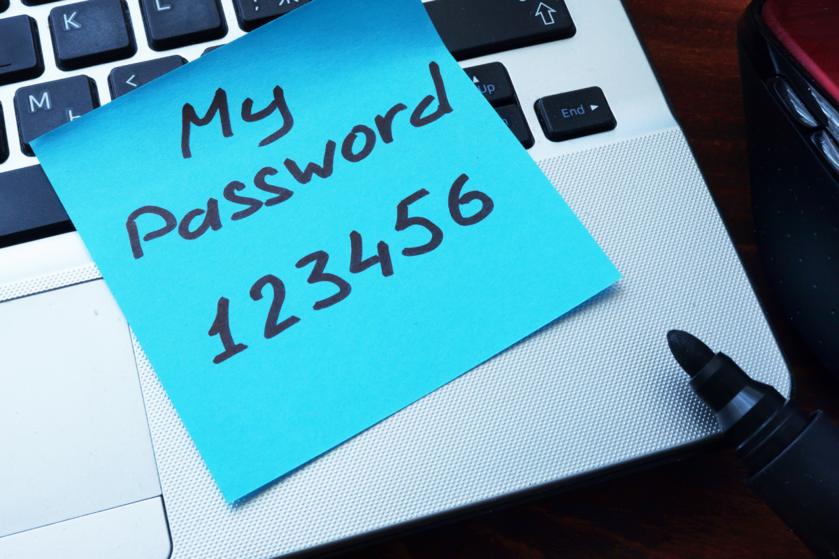 The Top 15 Most Used  Passwords Will Make You Laugh... or Cry