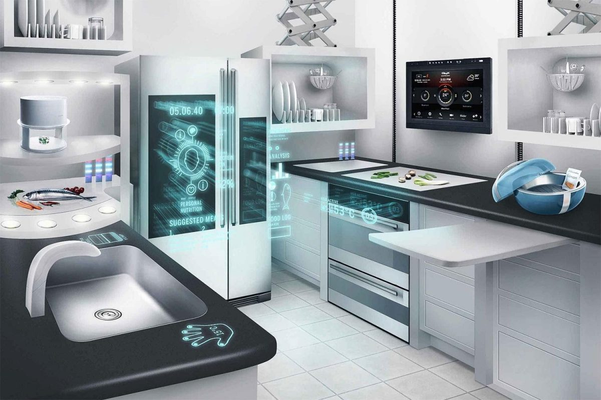 IoT in the Smart Home: Challenges and Solution