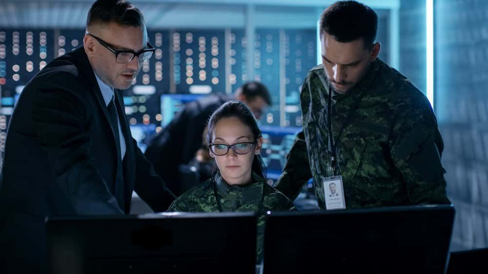 Importance of Cybersecurity in Military