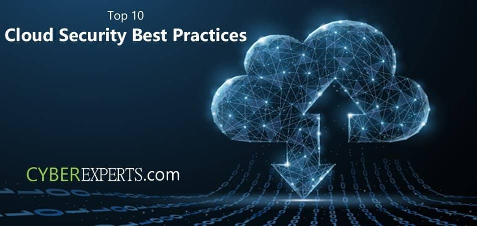 Top 10 Cloud Security Best Practices