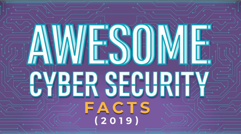 Awesome Cybersecurity Facts 2019