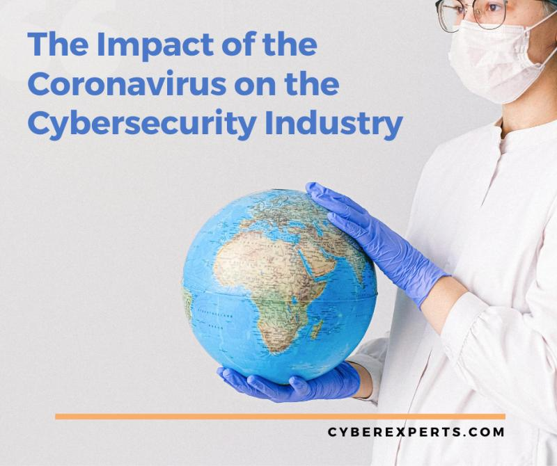 impact of coronavirus on cybersecurity