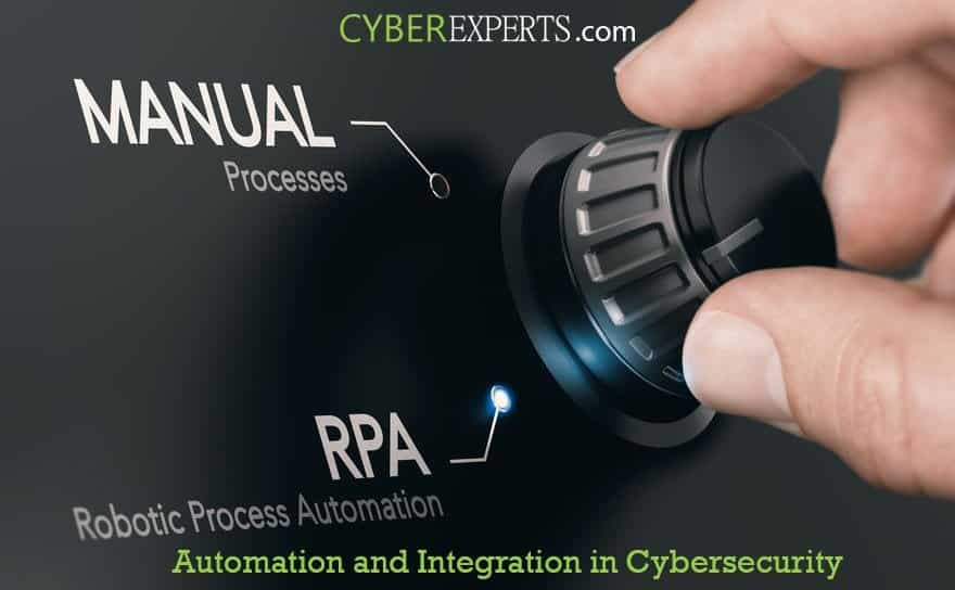 Automation and Integration in Cybersecurity