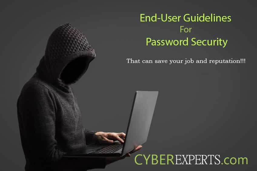 End-User Guidelines for Password Security