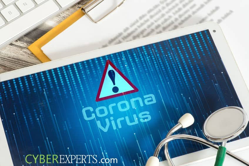 Cybercrime rates surge during the COVID-19 pandemic