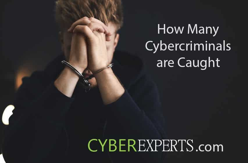 How Many Cybercriminals are Caught
