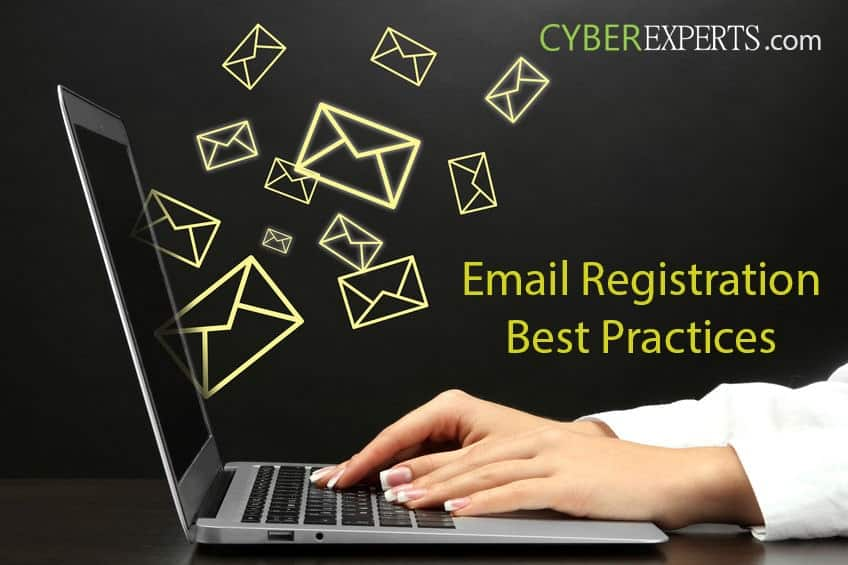 Email Registration Best Practices