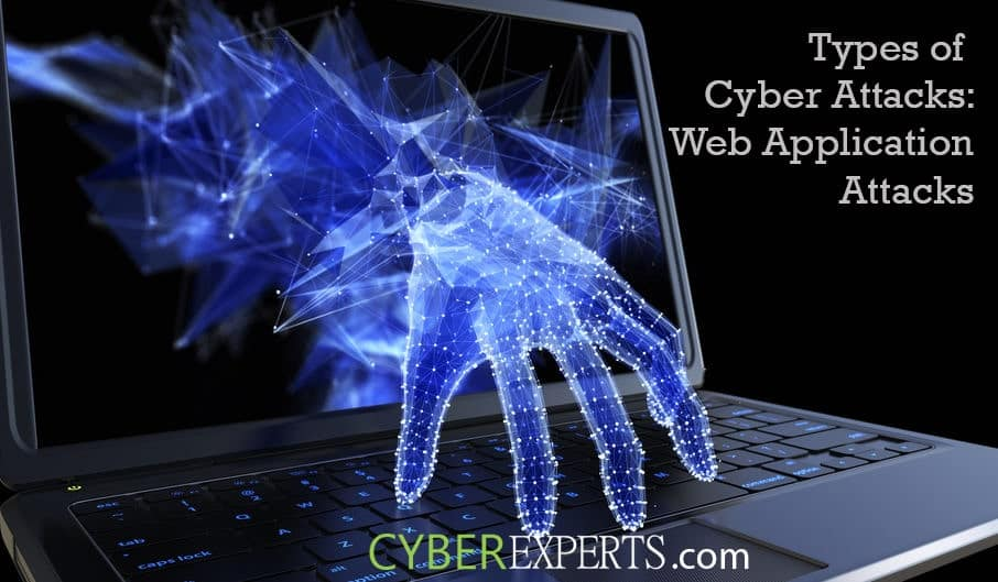 Types of Cyber Attacks - Web Application