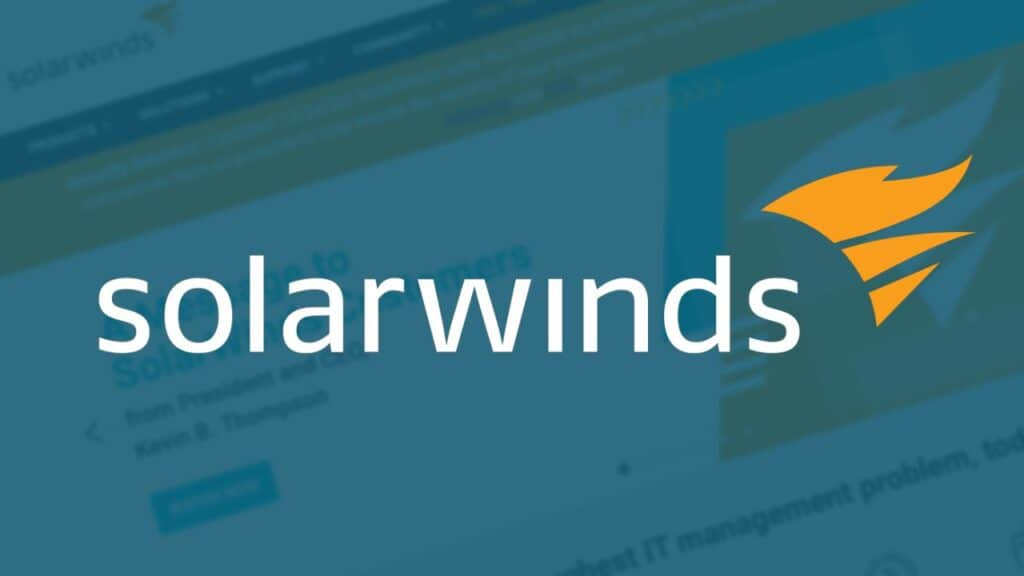Recent Hacks - The SolarWinds Hack