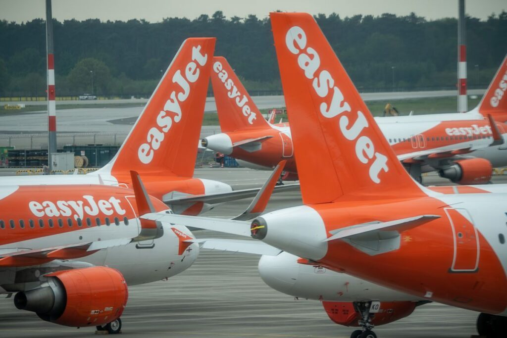 Recent Hacks - easyjet