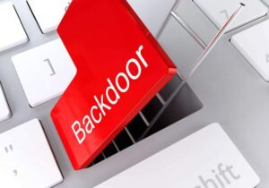 Backdoor Types of malware attacks