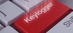 Keylogger Types of malware attacks