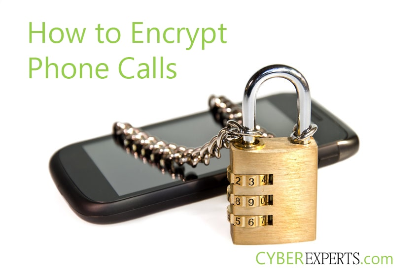 How to encrypt phone calls